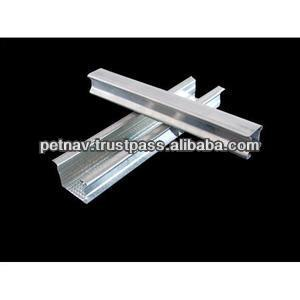 galvanized steel studs c profile