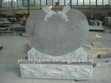 Granite Grave Stone Statue Angel