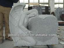 Granite Cemetery Statue Angel