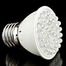 New 110V Super Bright E27 38 LED Cold White Light Bulb Lamp