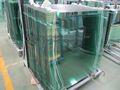 caliente de vidrio templado con tasas en12150 certificado