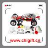 rc baja 5b with 30.5cc engine CNC metal wheel set