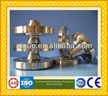 good quality and high pressure ASTM a105 slip on flange