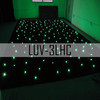 LUV-3LHC204 2m*4m RGB led star stage curtian(full color)backdrops