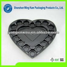 PS heart shaped chocolate packs
