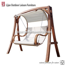 outdoor furnitures swing chair two seat
