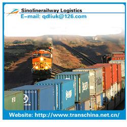 From china to Tashkent for railway transportation