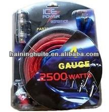 AMP KIT 1500WATTS POWER WIRING CAR AMPLIFIER INSTALL