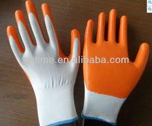 13G knitted nitrile gloves