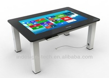 55inch Modern Smooth Full HD 16point (i3/i5/i7) Infrared Multi-touchscreen Coffee Table