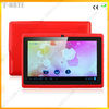 Cheap tablet pc 7 inch A13 RAM512MB ROM4GB dual cores WIFI 3G Tblet pc Manufacturer