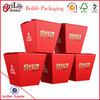 High Quality Fashion Waxed cardboard boxes food Wholesale