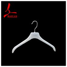 HY6006 exporte clothes children plastic hanger jacket hanger