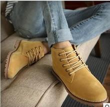 F70013Y Autumn new sneakers men high help shoes fashionable tide male han edition men British leisure men's shoes