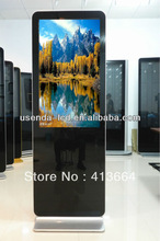 55 inc lcd media player/advertising display/digital signage with wifi/3G/Android/ Ethernet