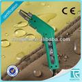 de la máquina para afilar tijeras tijeras para cortar la tela a prueba de agua de corte con alta calidad