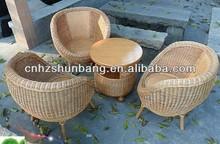 SHUNBANG American Style 4 Piece sofa set/A4011