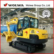 mini excavators for sale in bc DLS880-9B