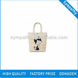 Good Quality Stylish Portable Tote Canvas Bag