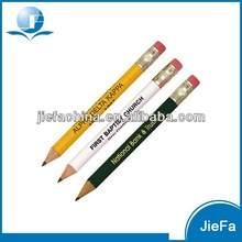 Quality Promotional Mini Pencil With EN71,FSC Certificates Free Samples