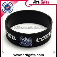 Fashion fatory direct sale cheap silicone bracelet connector