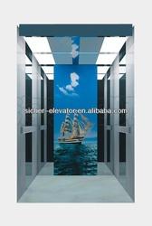 Office building passenger elevators & lifts