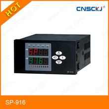New temperature control instruments SP916