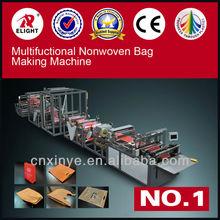 E-LIGHT XY600A XY700A XY800A Multifunctional nonwoven Bag making machine