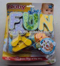 DIY educational toys for motor skills development