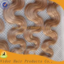 100% cheap virgin brazilian hair human hair vidor hair product