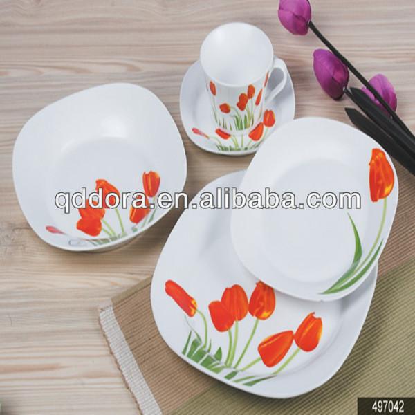 Vajilla de porcelana fina vajilla nombres de marca for Marcas de vajillas