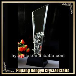 new design five star trophy award