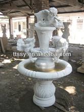 Garden 2 tier fountain