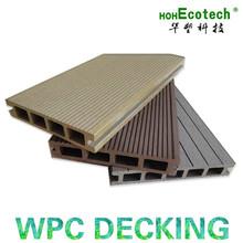 Landscape/swimming pool/villa using high quanlity wood plastic floor(CE,REACH)