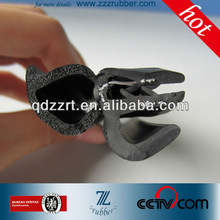 Perfect, high quality and favorable bus door seals rubber seals