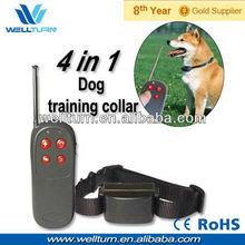 Puppy training promotion dog collar