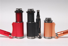 Hot!! Hot Selling Wholesale telescope mod e cigarette idears r80 with 18650/18350 dry batteries idears r80