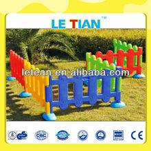 Good quality best-selling plastic kids fence for sale LT-2165K