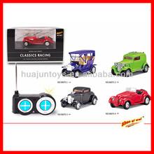 shen qi wei mini rc car 5ch 1:48 scale model car 1:48 Antique Cars Mini RC Classic Cars