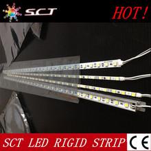 Good choice! DC12v smd 3528 90leds/m aluminum rigid led strip light