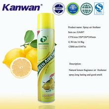 Green clean cleaning room spray air freshener 480ml