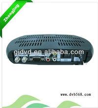 2014 fta digital satellite receiver Morebox 301D