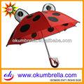 2013 vendita calda disegno bambini ombrello