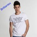 2014 novo design atacado camiseta logo empresa de impressão camisetas