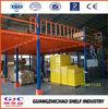 Warehouse Storage Steel Structure Mezzanine Floor
