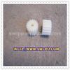 micro plastic/nylon worm gear