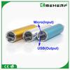 beherf 2013 factory original design 2600mah sumsung battery mobile power bank ecig yy1