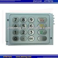 Shenzhen manufacturer NCR atm parts 4450717253 6625 EPP keyboard ncr