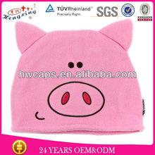 2014 best sale custom design fashion 100% cotton/wool baby cap knitting pattern