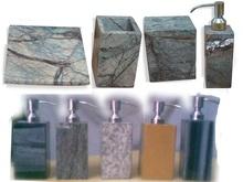 Special design stone bathroom accessories sets